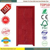 White Wooden Composite Interior Door Designs Solid Wood Door