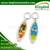Porte-clés acrylique de forme de T-shirt pour le cadeau promotionnel (AK-07)