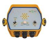 Terra agricultural do laser que nivela o instrumento de exame do sistema