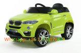 Rit van de Auto's van het Stuk speelgoed van de Kleur RC van BMW de Witte Elektrische op Auto