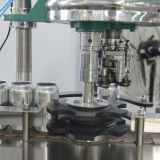 Máquina de enchimento da selagem da lata de alumínio da planta da cerveja e da bebida