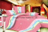 많은 공장 또는 면 물자 누비질 직물 현대 위안자 침대보 침구 고정되는 침대 덮개 장