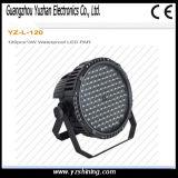L'illuminazione 90pcsx3w della fase DMX512 impermeabilizza l'illuminazione di PARITÀ del LED