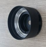 Алюминиевые части с обеспечивают плакировку, Heattreat, анодировать, поверхностное покрытие etc покрытий Specialied