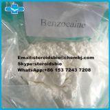 Убийца боли местной наркотизации дает наркотики Benzocaine HCl Benzocaine порошка