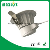 In een nis gezette LED Downlight Aluminum LED Down Lights met 12W Ce