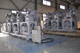 4.8nm3/Min 30bar Pet Compresor de aire de soplado de botellas Dedicado presión media del aire Comperssor 3 34sh-1830T