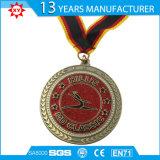 Медаль спорта металла надувательства фабрики сразу
