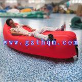 Schwimmen-Luftsack-aufblasbare faule Luft-Sofa-/Luft-Bett-aufblasbare Banane