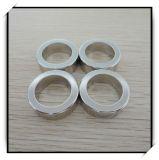Het permanente Neodymium van de Ring/Magneet NdFeB met het Plateren van het Nikkel