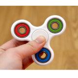 Liberar brinquedos da inquietação do esforço para o girador adulto da mão do girador da inquietação