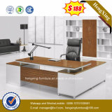 Офисная мебель стола офиса конструкции цвета дуба классицистическая деревянная (HX-NT3108)