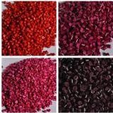 HDPEのプラスチック原料の価格PPプラスチック赤いMasterbatch 25%
