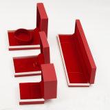 Подгонянная античная коробка пластичный упаковывать PVC для ювелирных изделий (J17-E2)