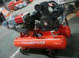 Kaishan 25HP 7bare 고압 디젤 드라이브 공기 압축기 W-3.2 / 7