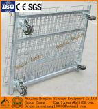 Stahlmaschendraht-Rollenbehälter für Transport