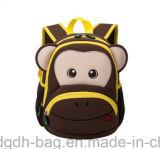 Backpacks в стиле фанк неопрена обезьяны водоустойчивые для малышей