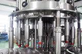 Terminar á linha de produção de enchimento da água do Aqua de Z