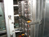 El anillo de cierre plástico de inyección puede conectar el molde del casquillo