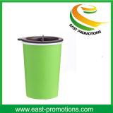 Doppeltes ummauerte 10-Ounce/300ml Togo Arbeitsweg-Becher-Kaffeetasse-Getränk-Wasser-Flaschen-Cup
