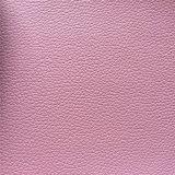Cuoio di grano del PVC Lychee per le sedi di automobile Hx-C1706