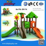 Оборудование спортивной площадки детей пробки Slide& хорошего качества серии дома вала напольное для сбывания