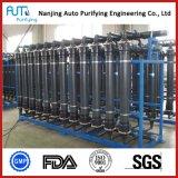 Sistema de la desalación del agua de la ultrafiltración del uF