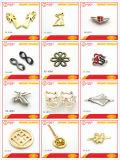 주문 핸드백 금속 로고 또는 주문을 받아서 만들어진 모양 또는 어떤 모양 또는 유일한 모양 또는 기호 모양든지 또는 주물을 정지한다