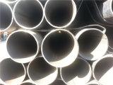Aço e tubulação de alta pressão da extremidade do chanfro do preto de carbono