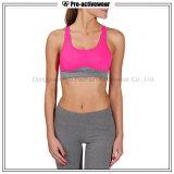 (Cadeau libre) soutien-gorge de sport en gros de femmes de soutien-gorge de gymnastique d'usure de forme physique