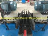 Máquina que bisela del tubo principal doble Plm-Fa80 para el tubo de acero