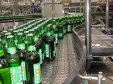 Cerveja do frasco de vidro do GV Bcgf50-50-12 máquina 3 in-1 tampando de enchimento de lavagem