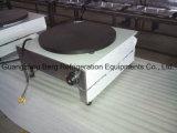 Создатель Crepe популярной двойной головной нержавеющей стали коммерчески электрический для сбывания (2 плиты/головок)