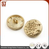 Кнопка металла кнопки индивидуала Monocolor для свитера