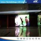 Afficheur LED extérieur polychrome de P4.81mm pour des projets de location extérieurs par Mrled