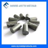Espacio en blanco rotatorio de las rebabas del carburo de tungsteno para la perforación del metal