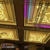 Vorhalle-dekorativer Kristallleuchter für Hotel-Projekt