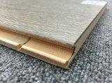 Carrelage en bois à 3 couches extérieur balayé de lame d'Osk