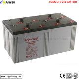 Batteria ricaricabile del gel di memoria a energia solare libera 2V 1200ah di manutenzione