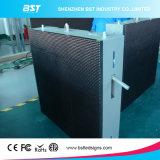 Pantallas de Publicidad Bst alto brillo SMD LED, IP65 P8 LED al aire libre de la cartelera 1R1G1B
