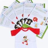 Papier de transfert thermique léger lavable et flexible de jet d'encre pour le T-shirt