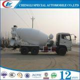 Camion mélangeur à béton à 10 roues 12 cbm