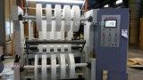 Roulis de papier à grande vitesse commandé par ordinateur fendant des machines