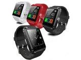 Reloj elegante de Bluetooth del desgaste elegante portable con el podómetro para Samsung y Apple