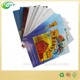 Impression mate faite sur commande bon marché des livres d'enfants d'histoire du laminage A4 (CKT-NB-428)