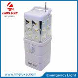 La iluminación de 360 grados de iluminación LED recargable de emergencia