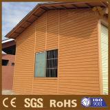 木製のプラスチック合成物WPCの外壁のタイルのクラッディング