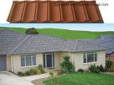 Покрасьте каменную Coated плитку крыши металла/цветастую Камн-Coated плитку крыши