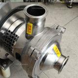 Bomba de água centrífuga de aço inoxidável de qualidade de alta qualidade