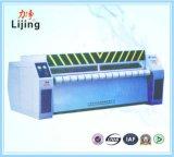 Machine repassante à rouleau unique de chauffage électrique de matériel de blanchisserie pour le drap